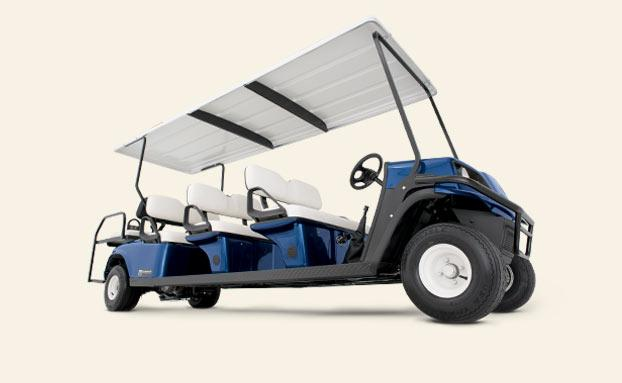 Golf Buggy Front View