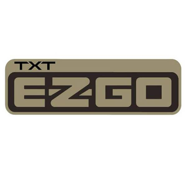 EZGo TXT Side Body Decal