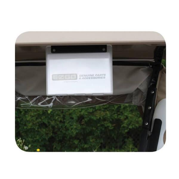 Message Holder / Premium - EZGO RXV