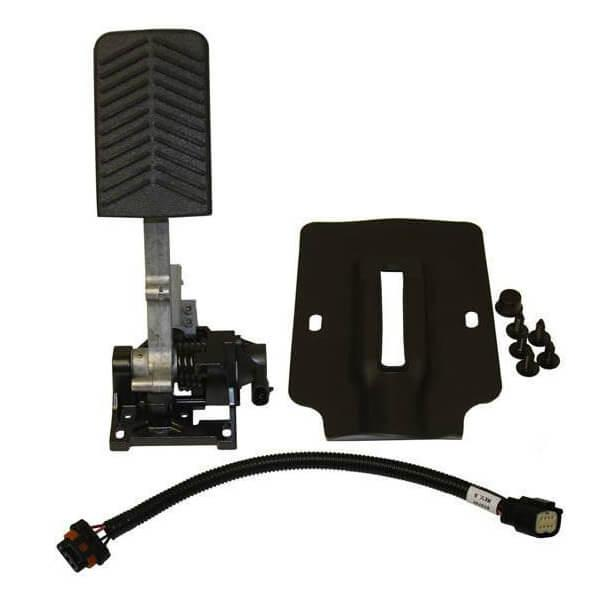 Accelerator Pedal & Boot Kit - EZGo RXV