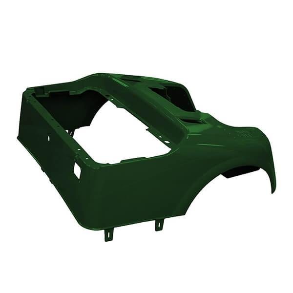 Rear Body - Forest Green - EZGo RXV