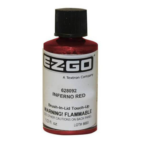 Touch-up Bottle - Inferno Red