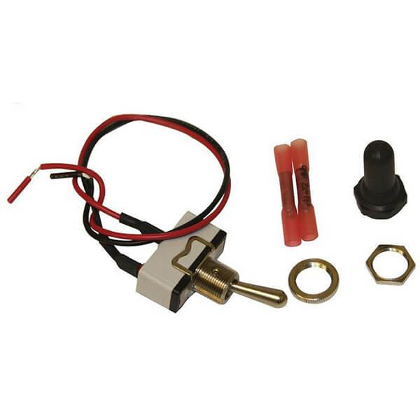 Run/Tow Switch Replacement Kit