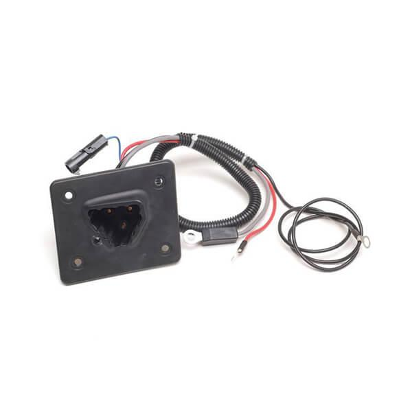 CHARGER RECEPTACLE FOR DELTA-Q - RXV