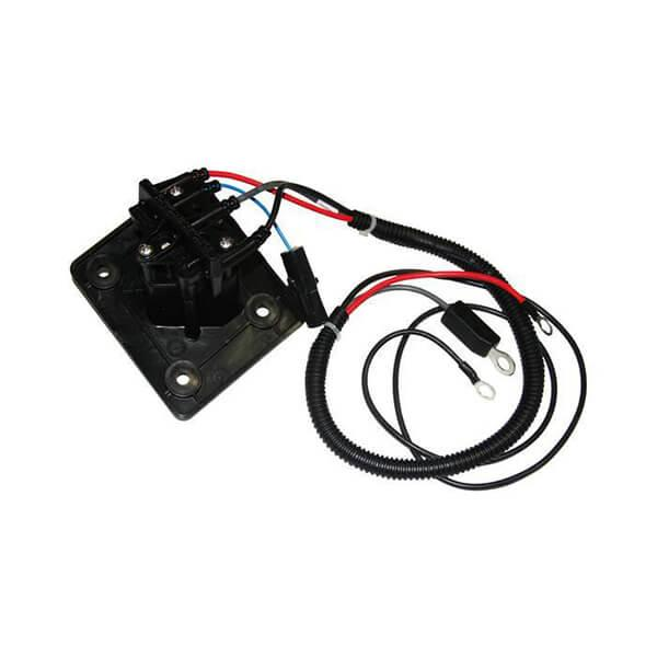 CHARGER RECEPTACLE FOR DELTA-Q -TXT