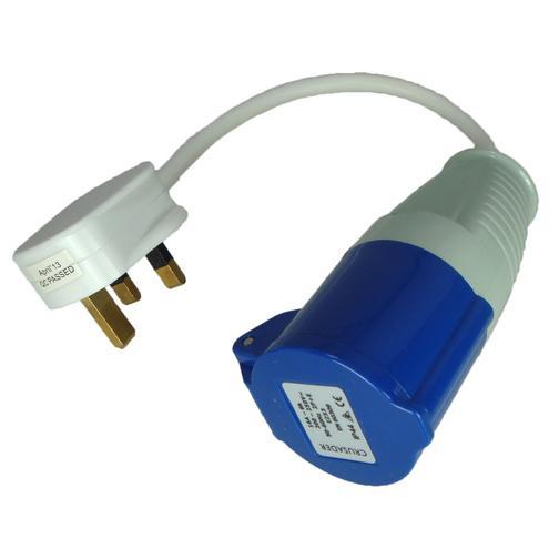 IP44 to 3 Pin Plug Adapter