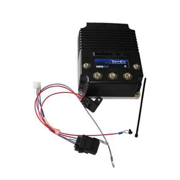 48 Volt Speed Controller Kit - EZGo. TXT