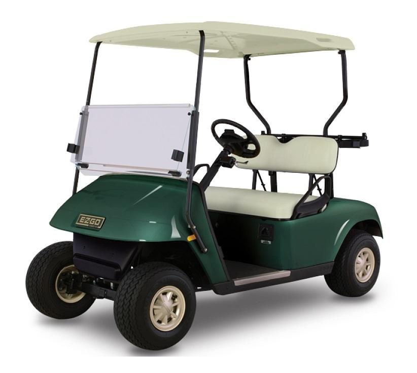 EZGO TXT Golf Buggy Main View