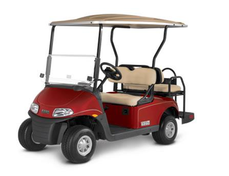 EZGO RXV 48V Shuttle 2+2 Golf Buggy Main View