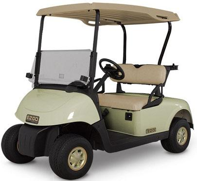 EZGO RXV 48V Electric Golf Buggy Main View