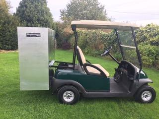 Club Car Precedent Utility Golf Buggy Main View