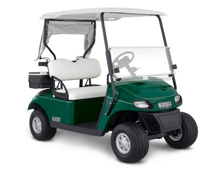 EZGO TXT Freedom Golf Buggy Main View