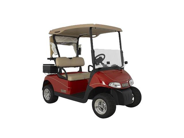 EZGo RXV With Light Kit Golf Buggy Main View