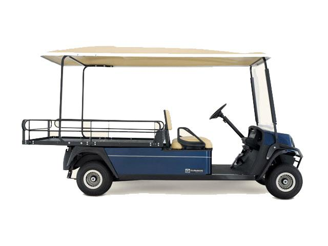 Cushman Shuttle 2 Flatbed Golf Buggy Main View