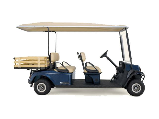 Cushman Shuttle 4 48V Stakeside Golf Buggy Main View