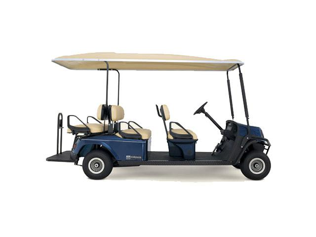 Cushman Shuttle 6 48v Golf Buggy Main View