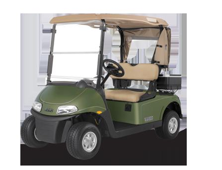 Golf Buggy Side View